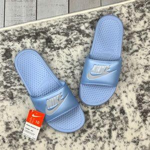 NIB Nike WMNS Benassi JDI women's slide sandals